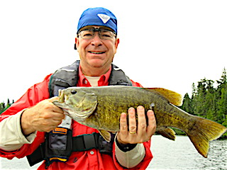 PB Trophy Smallmouth Bass Fishing by Scott Willett